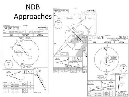 NDB Approaches.