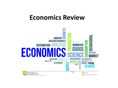 Economics Review.