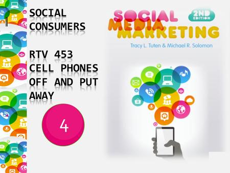 2 4. But first  A bit more from Tuesday about Privacy Social Media Marketing, 2e© 2-2.