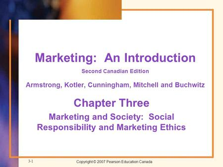 essay marketing ethics and social responsibility