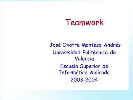 Chapter learning objectives ppt video online download for Universidad de valencia online