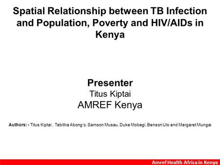 discuss the relationship between poverty and hiv aids