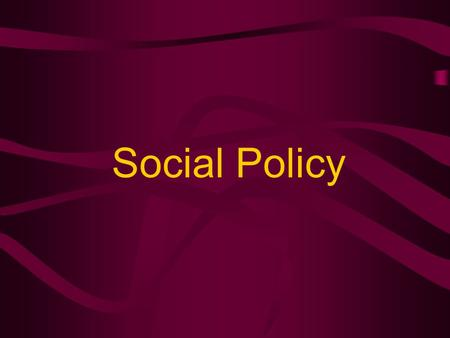 Social Policy. Utopia Utopia hopes that our judgement will make and to use it as best we can to judge what is wrong in our society in the hope that our.