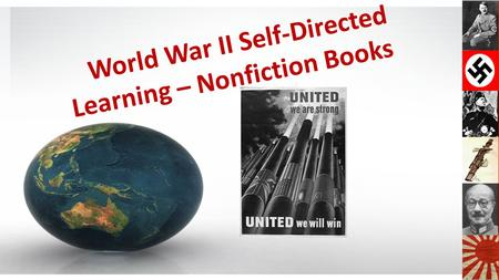 World War II Self-Directed Learning – Nonfiction Books.