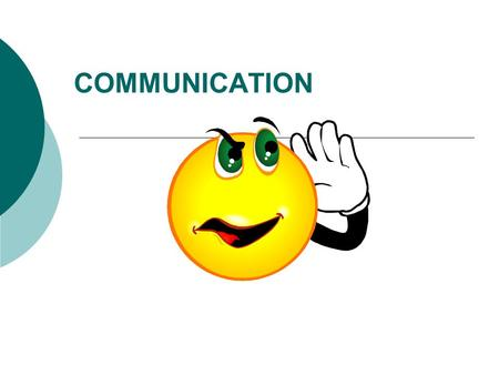 COMMUNICATION. Aims of the Session  Identify core communication skills  Explore communication issues that you face in your daily work with patients,
