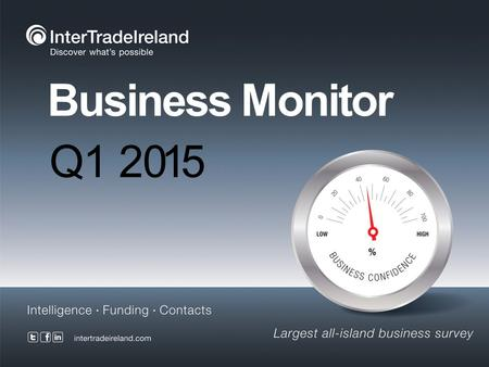 Improve Your Business Intelligence Business Monitor Q1 2015.