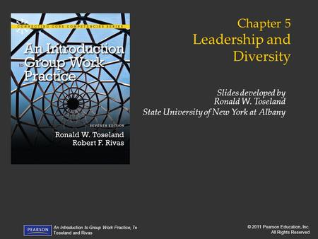 Chapter 5 Leadership and Diversity