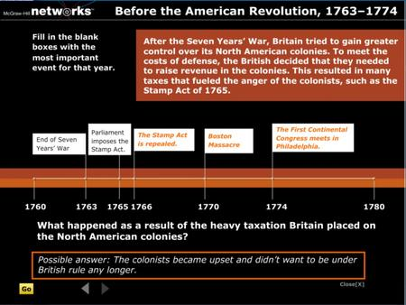 Britain before the Revolution Parliament's power: With the power to make laws, levy taxes, and pass the budget, Parliament gradually became more powerful.
