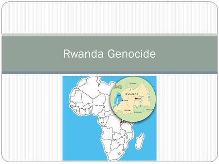 Rwanda Genocide. Perpetrators When: April 6, 1994 – July 15, 1994 Who: Hutu-led government and Hutu extremists Theoneste Bagosora (1941-present) Chief.