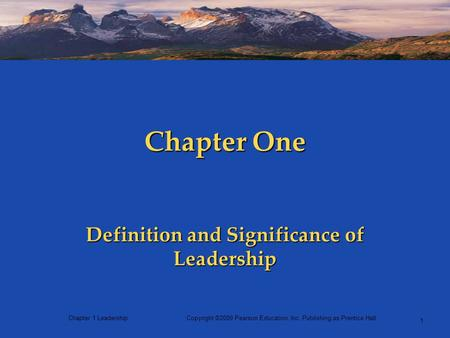 omnipotent and symbolic views of management Omnipotent view of management definition: the view that manages are directly responsible for an organization's success or failure is called the omnipotent view of management.