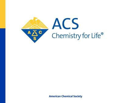 American Chemical Society Communicating with your Technical Division Members ACS Leadership Institute ● Dallas, Texas January 23-25, 2015 ;Jessica Grimes,