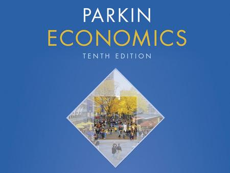1 WHAT IS ECONOMICS? © 2012 Pearson Addison-Wesley Definition of Economics All economic questions arise because we want more than we can get. Our inability.