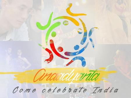 Anaadyanta, the annual techno-cultural festival of NMIT, Bangalore started it's humble beginning in 2003 and went national in 2013 with over 80+ colleges.