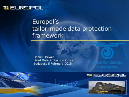 Europol's tailor-made data protection framework
