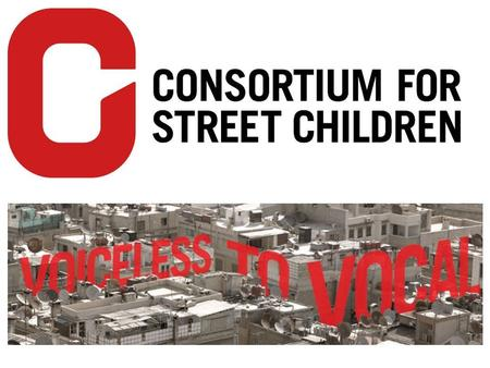 Who are street children?