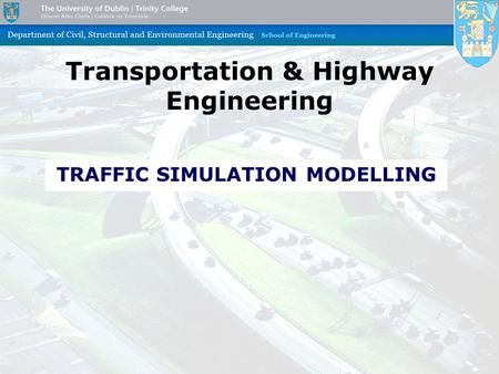 Transportation & Highway Engineering