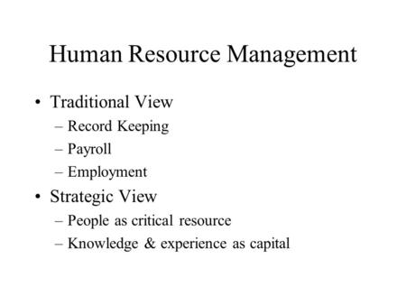 Sas human resource strategy critical analysis