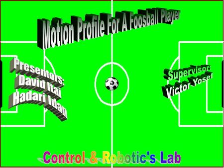 Understand the football simulation source code. Understand the football simulation source code. Learn all the technical specifications of the system components.