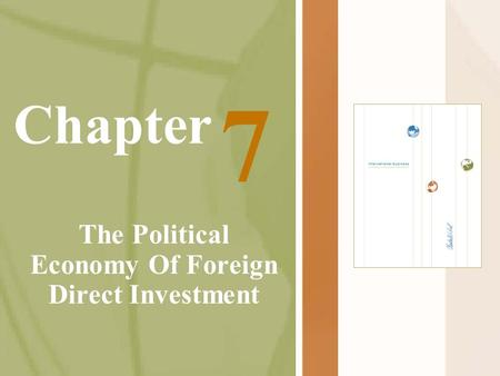 Chapter The Political Economy Of Foreign Direct Investment 7.