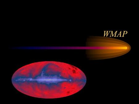WMAP. The Wilkinson Microwave Anisotropy Probe was designed to measure the CMB. –Launched in 2001 –Ended 2010 Microwave antenna includes five frequency.