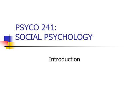 an introduction to the roots of modern psychology Introduction to psychology psychology defined psychology's roots the roots of psychology lie in philosophy and physiology of self-determination, free will, and human potential the ideas of carl rogers have been particularly influential in modern psychotherapy.