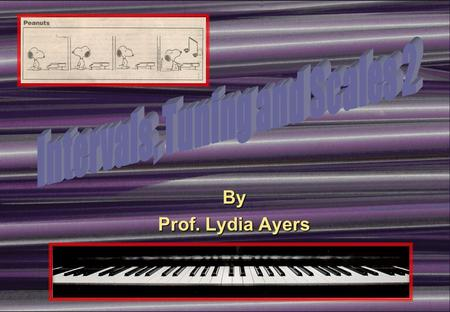By Prof. Lydia Ayers. Types of Intervals augmented intervals + 1/2 stepaugmented intervals + 1/2 step diminished intervals - 1/2 stepdiminished intervals.