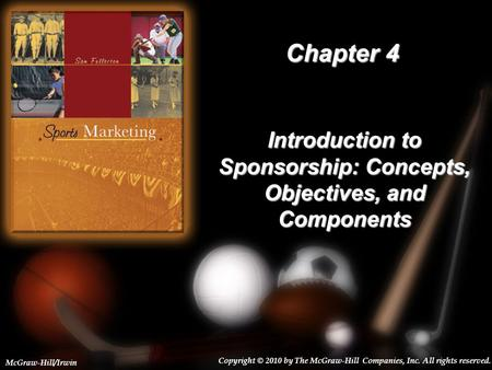 Introduction to Sponsorship: Concepts, Objectives, and Components