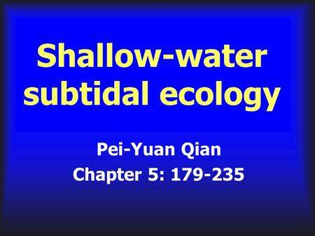 marine biology function biodiversity ecology pdf download