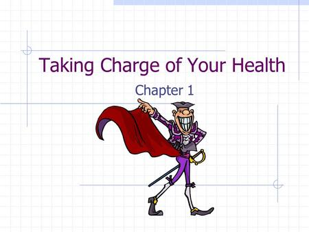 Taking Charge of Your Health Chapter 1. 2 Chapter 1 4 Wellness 4 Aspects of Health 4 Six Dimensions of Wellness.