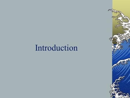 Introduction. Direction of Study Investments Derivative Securities Options, Futures, Swaps, Synthetics Corporate Financial Strategies Corporate Challenges.
