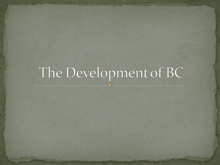British Columbia was one of the last areas in Canada to be settled by European settlers. This guide will examine early immigration to BC through to confederation.