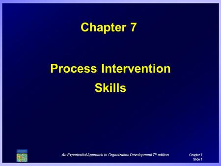 Process Intervention Skills
