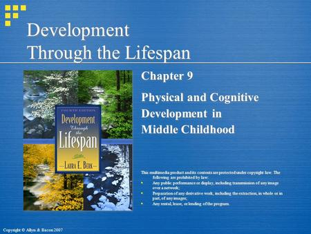 physical development of adults