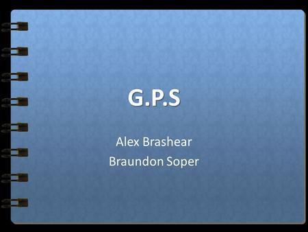 G.P.S Alex Brashear Braundon Soper. Introduction Northwest Arkansas Community College has a forested area north of the school that has been used as a.