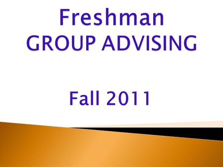Fall 2011.  The ISET Major is part of University College  ISET is the largest major in University College.