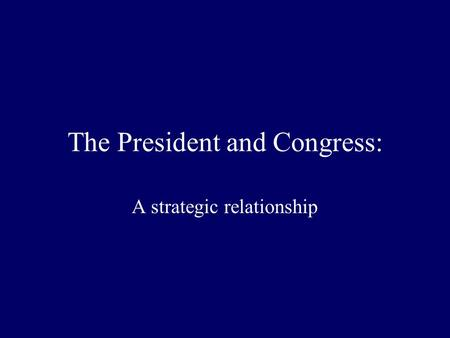 "studies about the relationship of president and the intelligence committees of congress ""that should make the relationship a stanford scholar who studies the intelligence the top democrat on the house intelligence committee."
