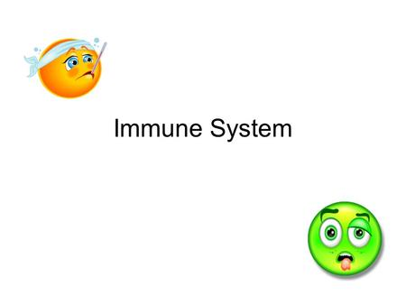 Immune System. 31.1 Infectious Diseases: Pathogen: an organism that causes a virus or disease to another organism Infectious Disease: a disease caused.