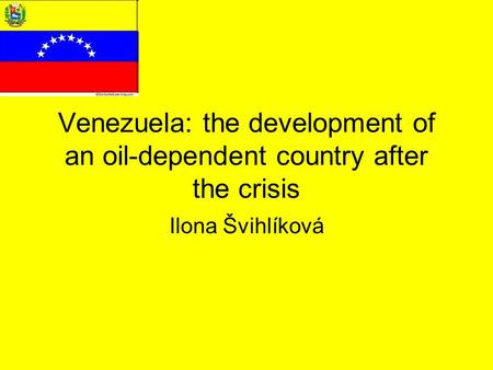 the politics of oil in venezuela essay Venezuela is rich in oil, and has the largest proven reserves in the world but arguably it's this exact wealth that underpins many of its economic problems because it has so much oil, venezuela .