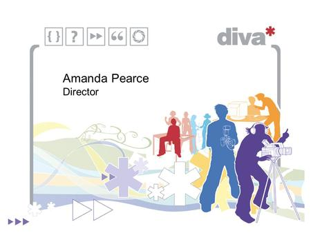 Amanda Pearce Director. About diva Full service marketing agency Specialising in social marketing Based in Sheffield, working across UK Primarily public.
