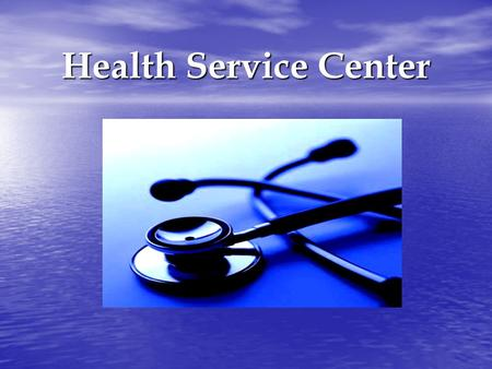 Health Service Center. The Health Center Office is located at La Guardia Community College Room MB40. The office hours are from 9 am to 9 pm. The Health.