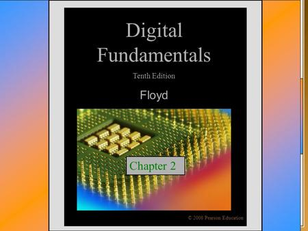 Digital Fundamentals Floyd Chapter 2 Tenth Edition