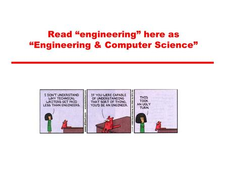 "Read ""engineering"" here as ""Engineering & Computer Science"""