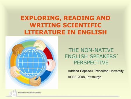 Literary studies and university writing skills