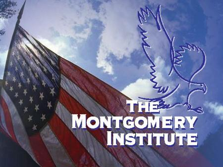 G.V. Montgomery National Center for the Study <strong>of</strong> Veterans' Education Policy Mississippi Entrepreneurial Alliance Leadership and Education Programs Commission.