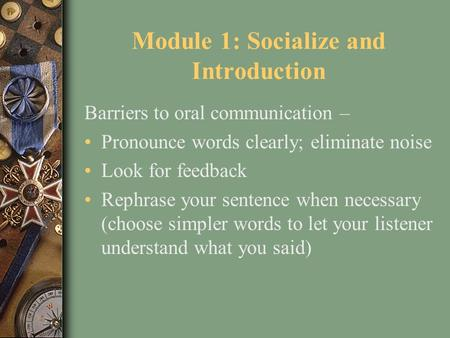 introduction to oral communication pdf