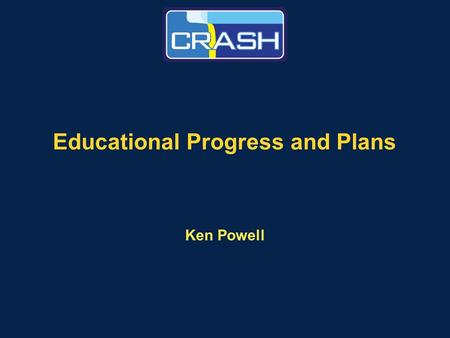 Educational Progress and Plans Ken Powell. Page 2 About Our Students Each UM and TAMU student has a home department Current students from –Atmospheric,