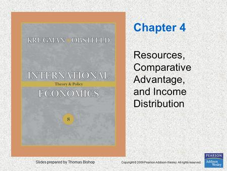 Resources, Comparative Advantage, and Income Distribution