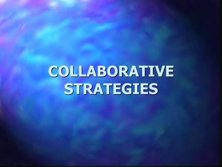 COLLABORATIVE STRATEGIES. Case: Grupo Industrial Alfa Mexican-based Grupo Industrial AlfaMexican-based Grupo Industrial Alfa Family EnterpriseFamily Enterprise.
