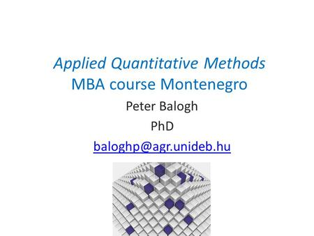 quantitative methods coursework Coursework in addition to the quantitative methods (i and ii) and research design courses required of all students in the department, the minor in experimental psychopathology requires 2 additional.