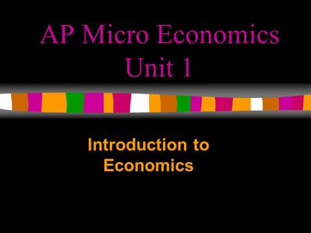 microeconomics limits alternatives choices View notes - test 1 macroeconomics from bus 332 at malone university limits, alternatives, and choices limits, alternatives, and choices multiple choice questions 1.